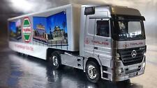 ** Herpa Truck 149020 MB Actros LH Safeliner Semitrailer Zentrallager HO 1:87