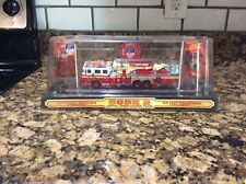 Code 3 FDNY SEAGRAVE Aerialscope Tower 17 In Original Packaging  Mint.