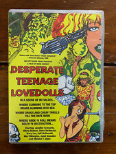 Desperate Teenage Lovedolls Dvd Eclectic horror Sov Rare Cult Punk Red Kross Oop