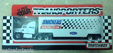 1992 MB Super Star Transporters - Snickers Racing #8 Dick Trickle! NIB!