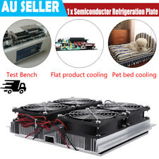 Semiconductor Refrigeration Pieces Kit Thermoelectric Peltier Air Cooling AU 12v