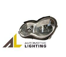 Mercedes W203 AUTOMOTIVE LIGHTING OEM Left Headlight Assy Halogen Brand New
