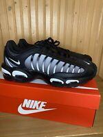Nike Air Max Tailwind IV Men's Running Shoes AQ2567 004 Black White