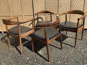 hans wegner Kennedy dining chairs,mid century,retro,vintage