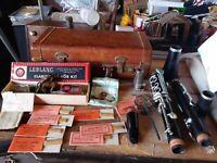 D. NOBLET  Vintage  Made in Paris 8884 clarinet