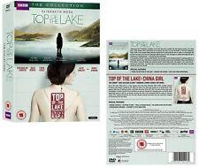 TOP OF THE LAKE: COLLECTION (2014+2017) TV Season Series 1 + China Girl - DVD UK