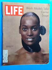 LIFE magazine October 17 1969 Naomi Sims Black Models  vintage ads