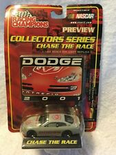 Nascar Racing Champions Chase the Race 2001 Dodge Test Team  1:64 Scale Diecast