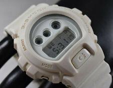 Casio G-Shock Monotone Design White Men's Watch DW-6900WW-7D NEW BATTERY!