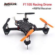 Radiolink F110S Drone Racing Quadcopter R8FM Receiver FPV Transmitter Aircraft