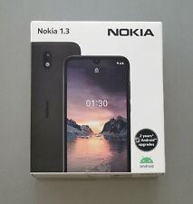 Brand New Nokia 1.3 - 16GB - Charcoal (Unlocked) (Dual SIM)