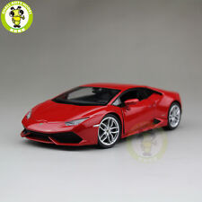 1/24 Lamborghini Huracan LP610-4 Welly 24056 Diecast Model Car Red