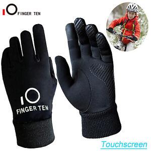 Winter Handschuhe Kinder Warm Thermol MTB Sport Ski Fahrrad Laufen 2-15 Jahre
