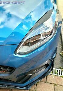 Ford Fiesta St Mk8,ecoboost Eye brow's, Fiesta mk8 ecoboost eyebrows + FREE