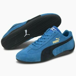 NEW PUMA Speedcat OG+ Sparco Size 7.5 Motorsport Shoes Driving Racing Sapphire