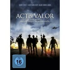 ACT OF VALOR (ROSELYN SANCHEZ/ALEX VEADOW/+)  DVD  ACTION  NEU