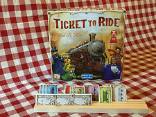 Ticket To Ride Card Holders
