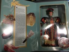 New In Box Chinese Empress Barbie Doll The Great Eras Collection
