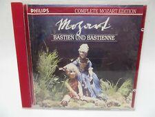 Complete Mozart Edition ♫ Bastien Und Bastienne ♫ Philips 422527-2 German Import