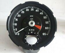 JAGUAR MK2 DAIMLER V8 REV COUNTER TACHOMETER CLOCK