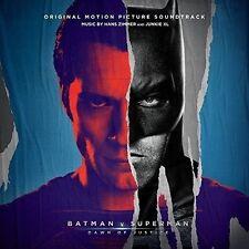 Hans chambre-Batman v superman: Dawn of Justice/Est/Deluxe ED. 2 CD NEUF
