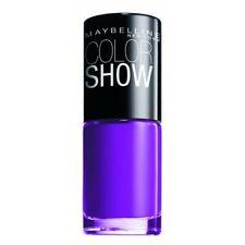 554 Lavender Lies - Vernis à Ongles Colorshow 60 Seconds de Gemey-Maybelline