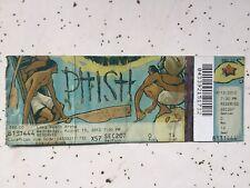 PHISH 8/15/12 LONG BEACH ARENA PTBM TICKET STUB POLLOCK POSTER PRINT!