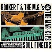 Booker T. & the MG's - Soul Fingers  (CD) .. FREE UK P+P ......................