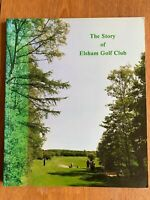 STORY OF ELSHAM GOLF CLUB (Brigg, Lincolnshire) History Tony Jacklin