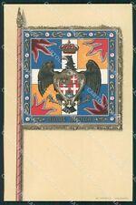 Militari V Reggimento Lancieri di Novara Edizione 1963 cartolina XF2068