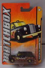 KKar Matchbox -  2012 BP 1-120 - MB065 Austin FX London Taxi - Black