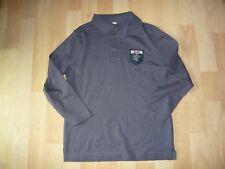 Langarmshirt Poloshirt TCM Gr. 122/128