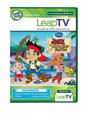 LeapFrog LeapTV Disney Jake and The Never Land Pirates Educational, Active Video