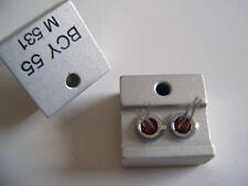 300 MHz 0.35 W Transistor BC148C negativo positivo negativo 0.1 a SOT25 30 V 2 Piezas