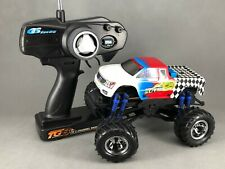 GS Racing Mini SUT RTR 1/20th Scale 4WD Monster Truck <NEW> EP (Red-Blue-White)