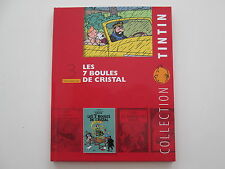 TINTIN TOUT SAVOIR SUR LES 7 BOULES DE CRISTAL T3 TBE/TTBE