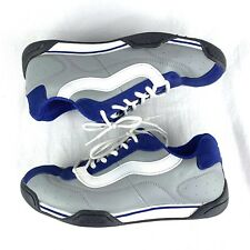 Vans Womens Size 10 Neimore Golf Shoes Gray Blue HTF g12