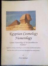 Egyptian Cosmology Numerology Chart