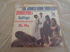 James Bond Thrillers The Roland Shaw Orchestra Vinyl Record large world import