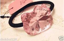 Hello Kitty Fake Crystal Bling Girls Hair Tide Hair Butterfly Slide Pink KK198