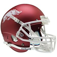 ARKANSAS RAZORBACKS SCHUTT XP FULL SIZE REPLICA FOOTBALL HELMET