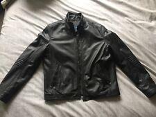 Bugatti Leather Biker Jacket. Lamb Nappa. Perfect  Condition Size Xl.