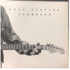 Eric Clapton ‎– Slowhand First Press Vinyl LP 1977  2479-201