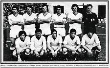 BARI FOOTBALL TEAM PHOTO 1972-73 SEASON