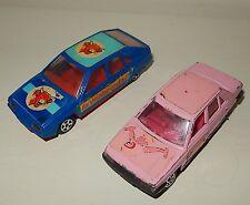 LOt 2 véhicules voitures Publicitaire miniatures NOREV Vache qui rit vintage