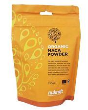 500g ORGANIC MACA root powder (raw) - 2 x 250g - high grade superfood - energy