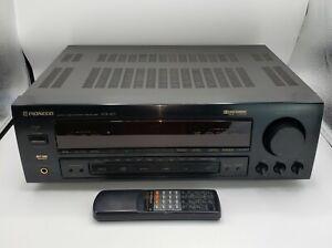 "Pioneer  VSX 453 5.1  240 Watt ""Stereo Receiver w/ Remote Bundle"" Tested/ Works"