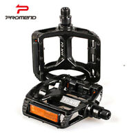 Promend Cycling Mountain Bike Ultralight Pedals Aluminum Alloy Bicycle Pedals