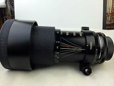 Rare! Tamron SP Adaptall 2 (30A) LD 80-200mm f2.8 Lens in FD Adaptall Ring.