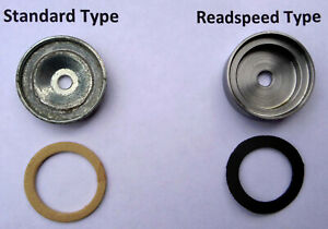 Readspeed Vespa PX PE Carb Bowl & Viton Seal